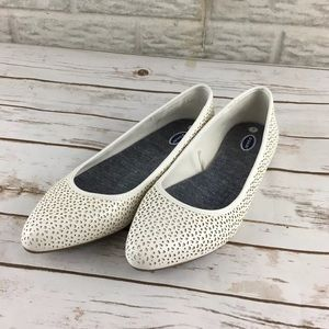 Dr. Scholl's Advanced Comfort Perforated Flats